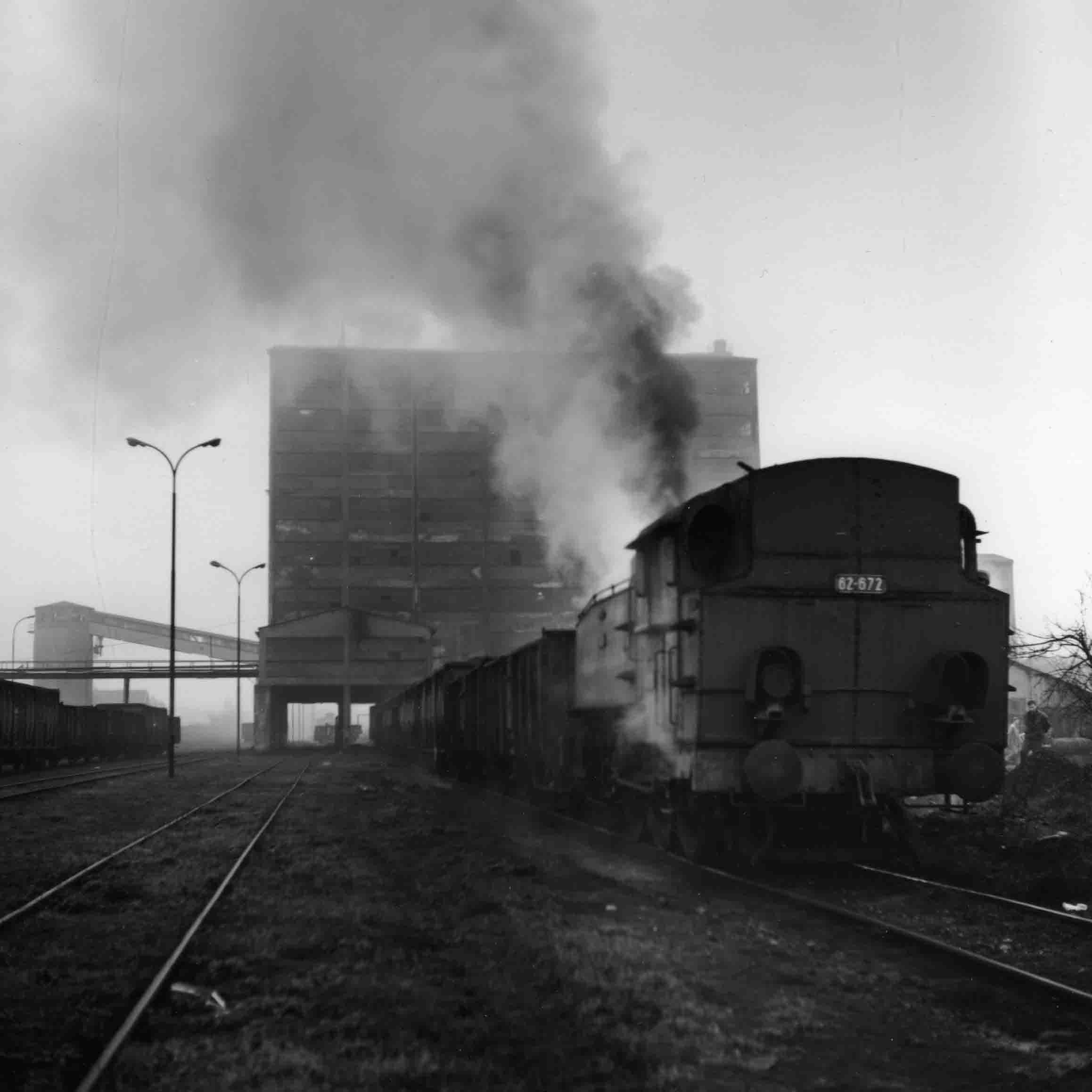 Breza coal mine
