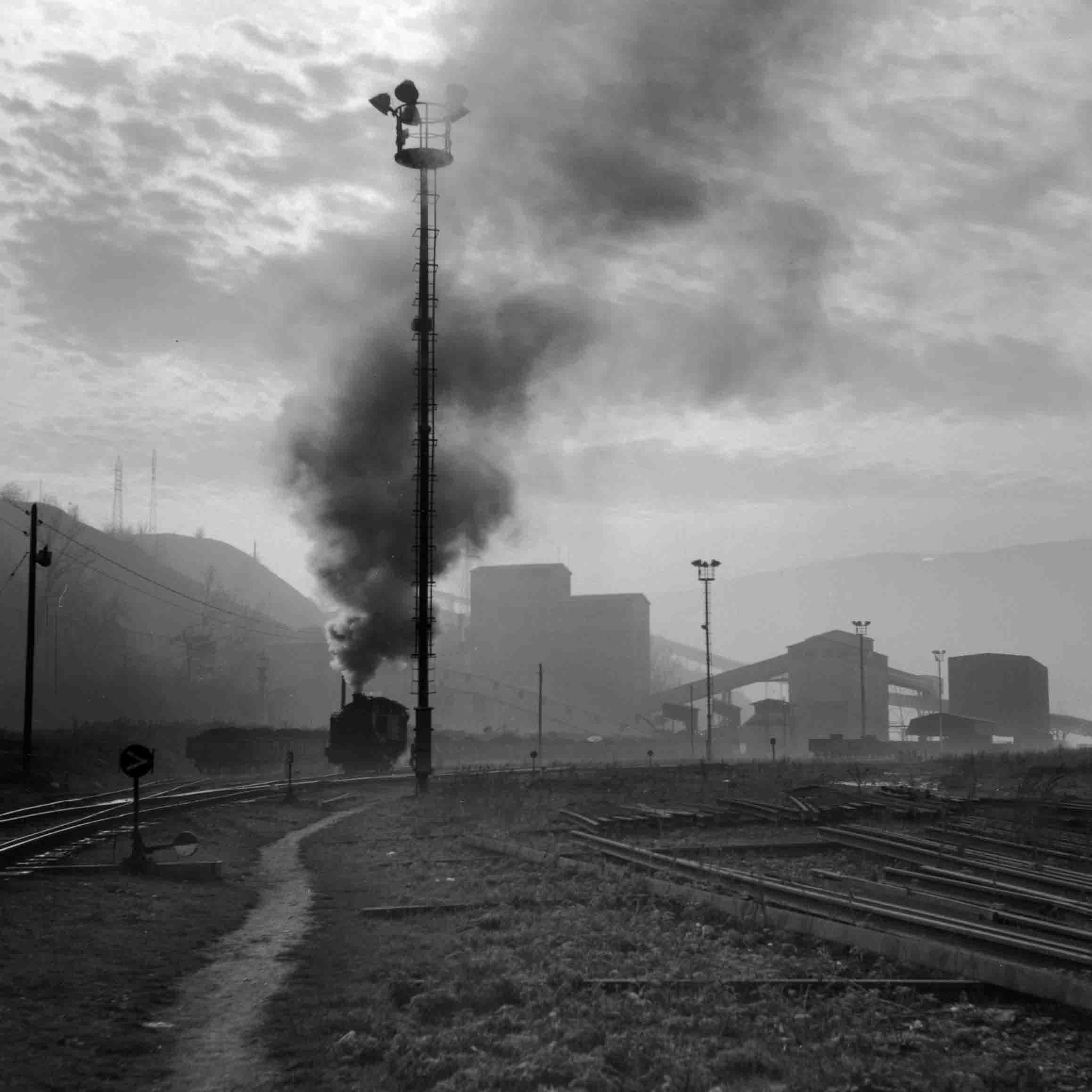 Kakanj coal mine